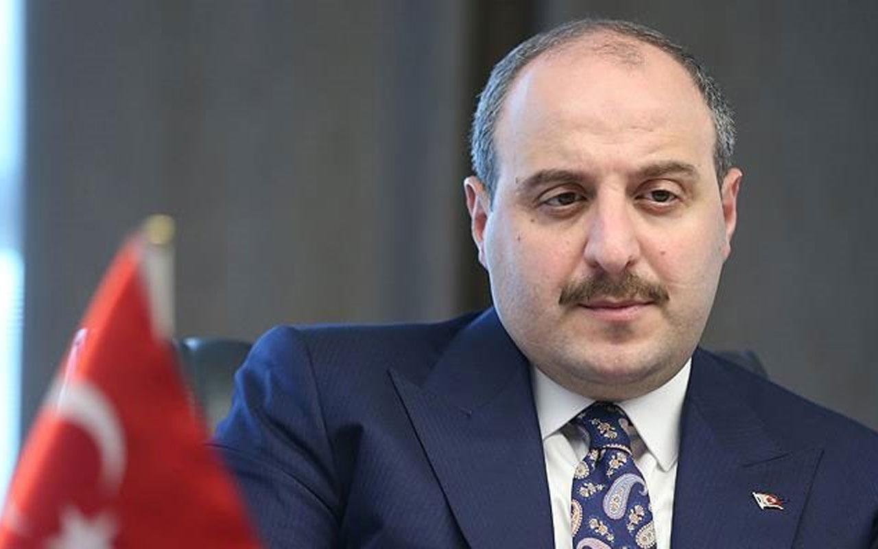 Sanayi ve Teknoloji Bakanı Mustafa Varank: 3 bin kişiye doğrudan istihdam oluşturacak