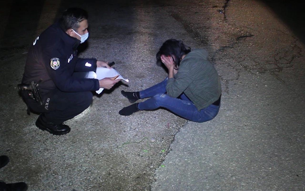 Adana'da sosyal medyadan tanıştığı kişi dövüp otomobilden attı