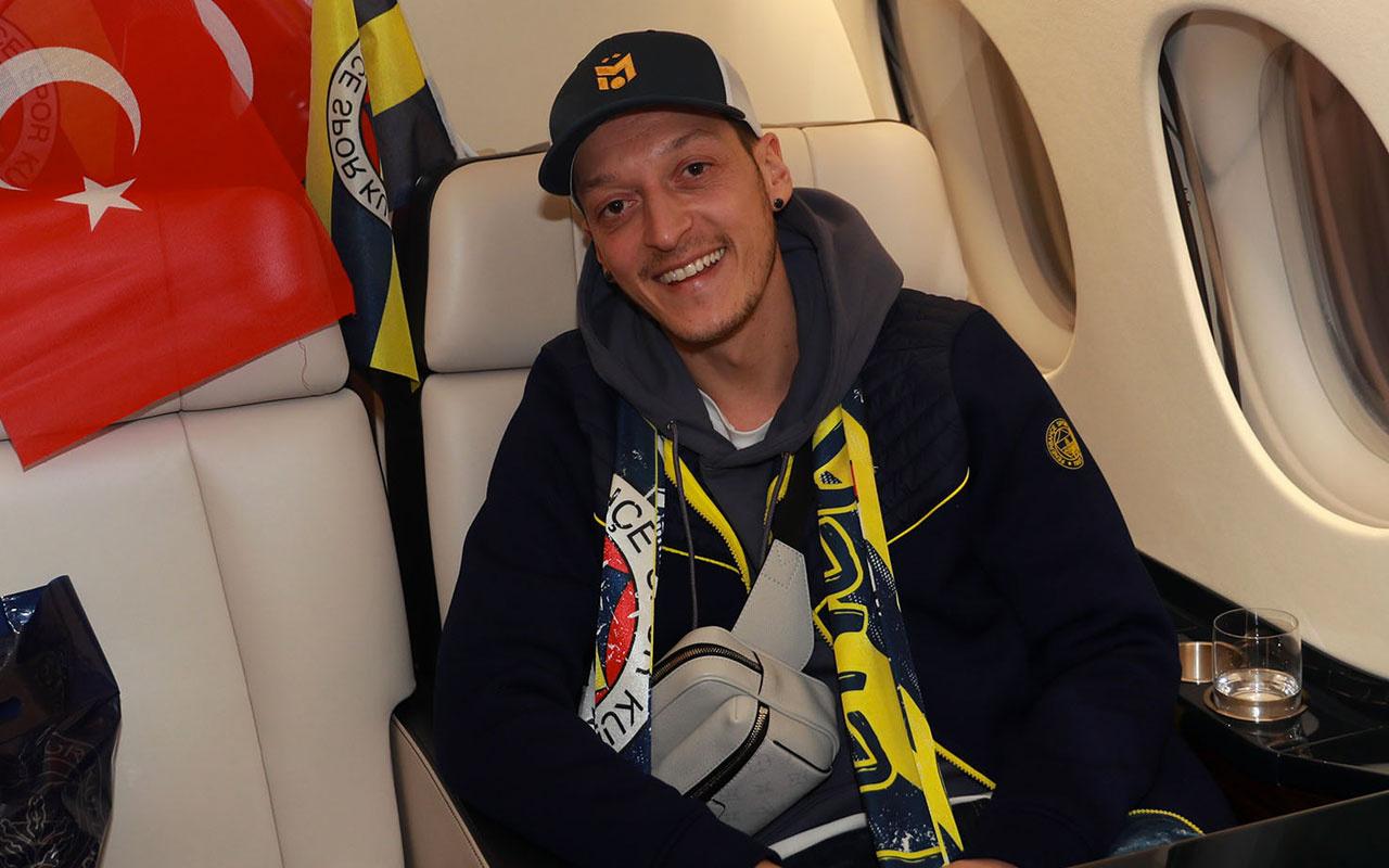 Fenerbahçelileri kızdıran montajlı Mesut Özil fotoğrafı! Erdoğan düşmanlığı bunu da yaptırdı