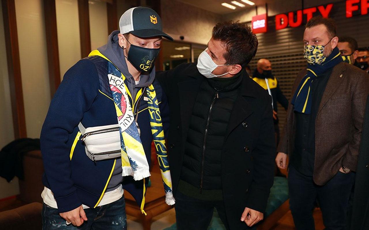 Fenerbahçe taraftarından Emre Belözoğlu'na HGS jesti