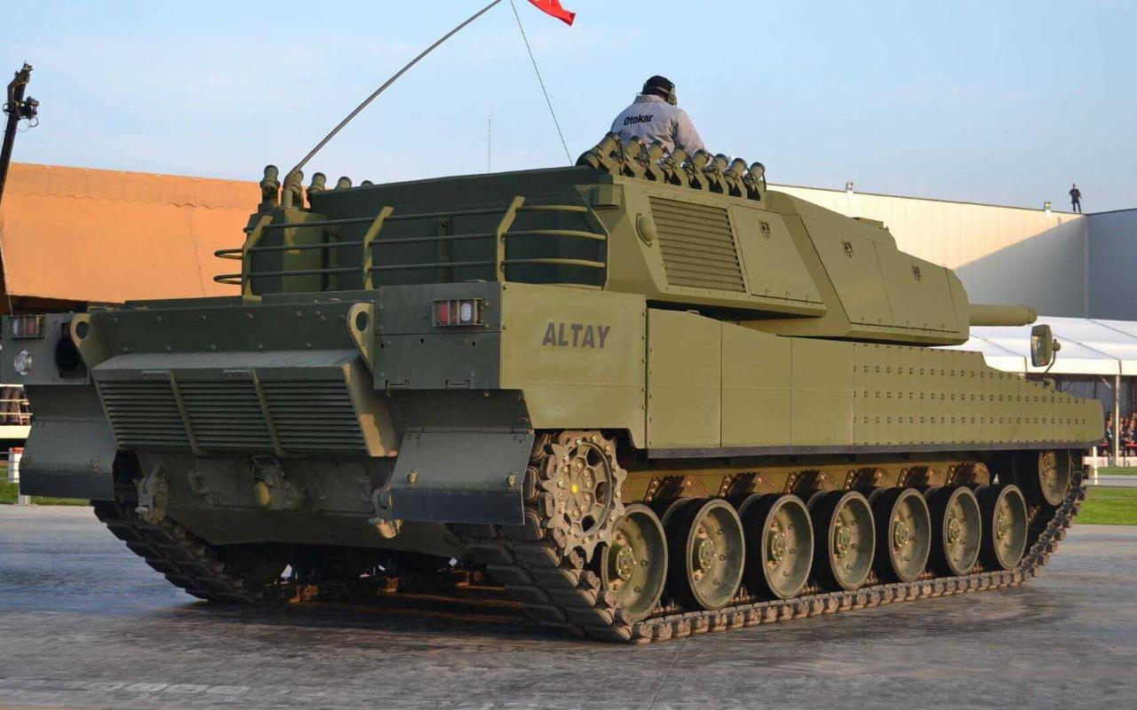 Almanya'nın örtülü ambargo uyguladığı Altay tankının seri üretimi için yeni hamle