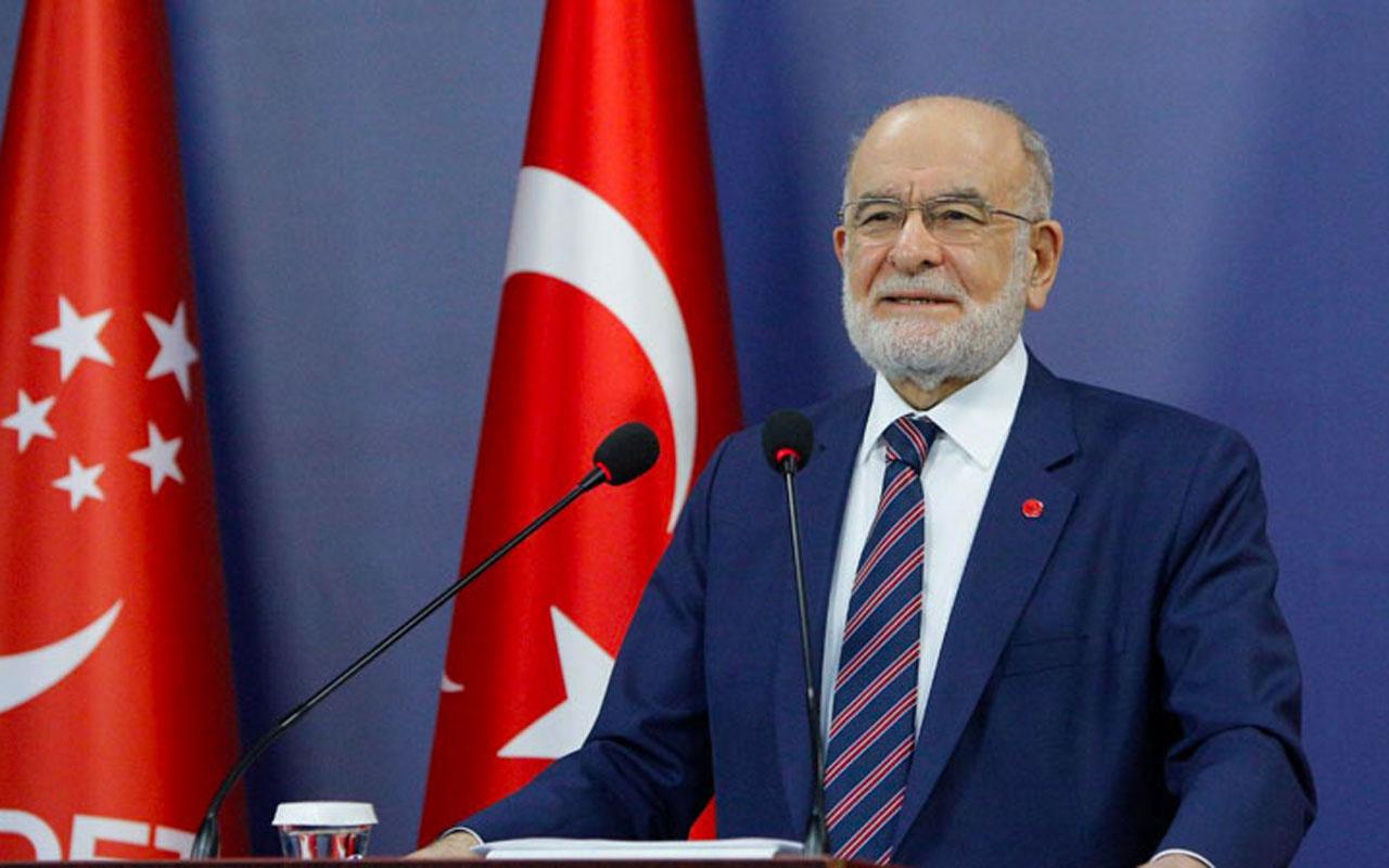 Saadet Partisi Lideri Temel Karamollaoğlu'ndan 'parti kapatma' mesajı: Nihayete ermeli