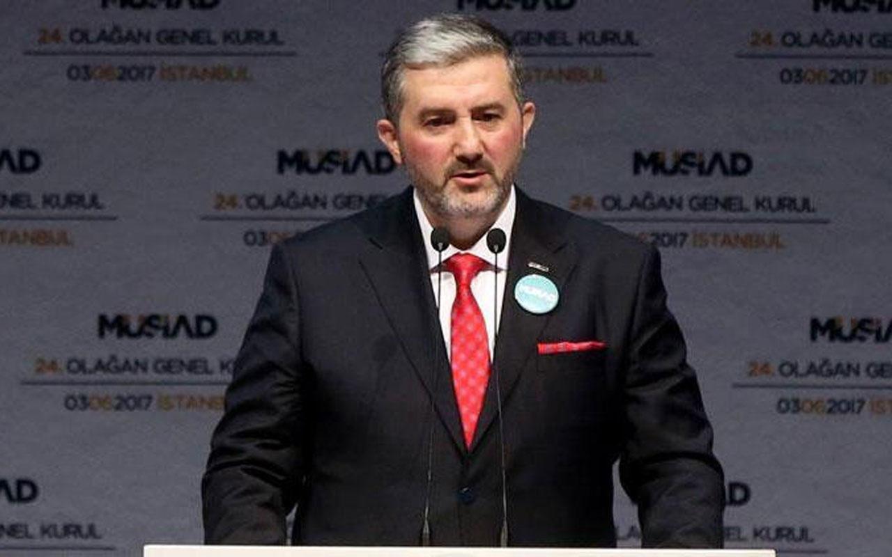 MÜSİAD Başkanı Kaan'dan bomba açıklama: İhraç ettiğimiz diziler mutfak ihracatımız için bir ön hazırlık