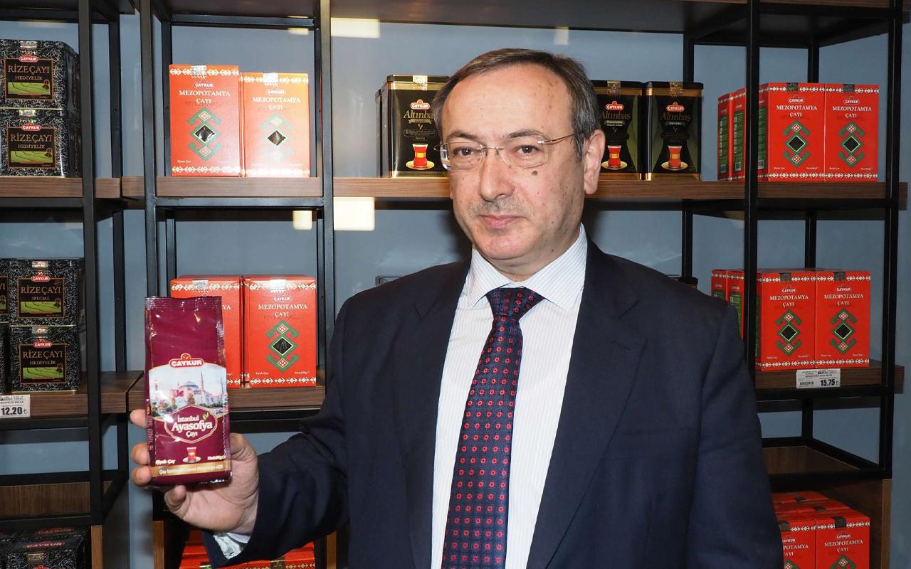 İstanbul'a özel olarak çay yapıldı! Başka yerde satılmayacak