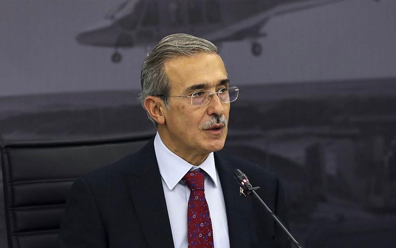 Savunma Sanayii Başkanı Demir: İhtiyaçlarımızı çok büyük oranda yerli üretimle karşılıyoruz