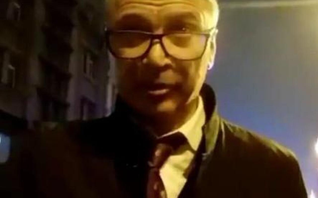 Ukrayna'da bakan yardımcısı trafikte alkollü halde yakalandı: Elini indir