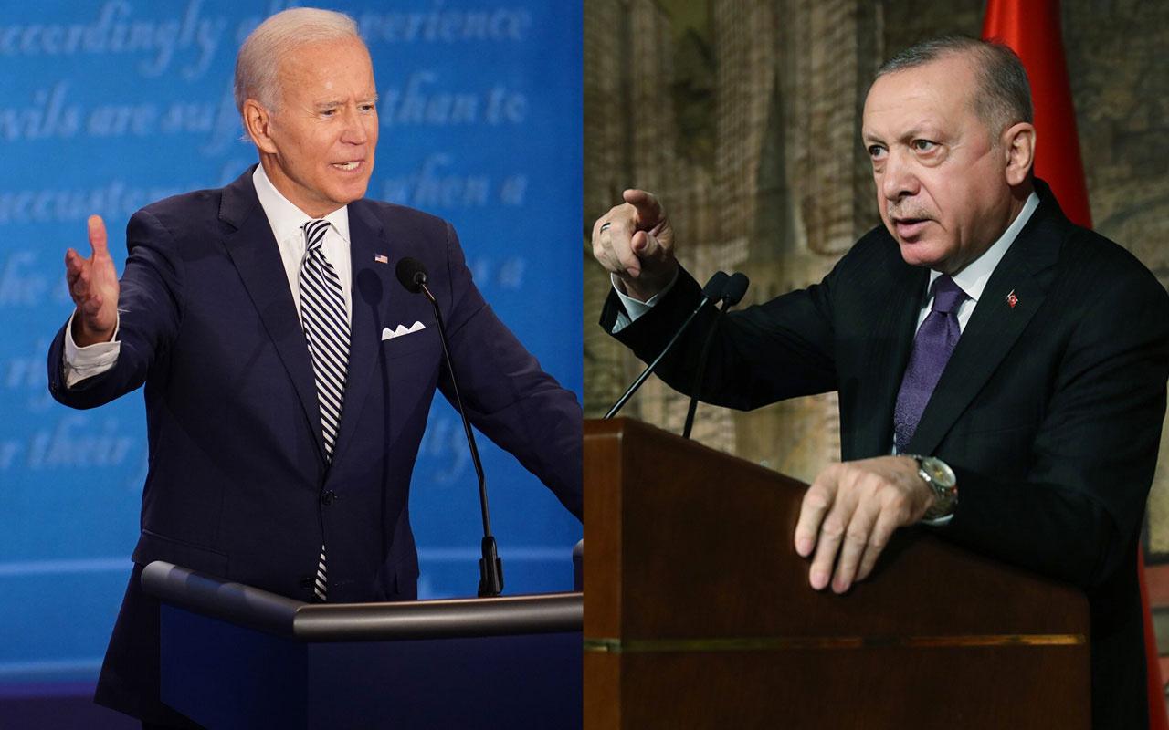 """Ermeni lobisinden Biden'a """"Erdoğan'a yaptırım uygulayın"""" çağrısı"""