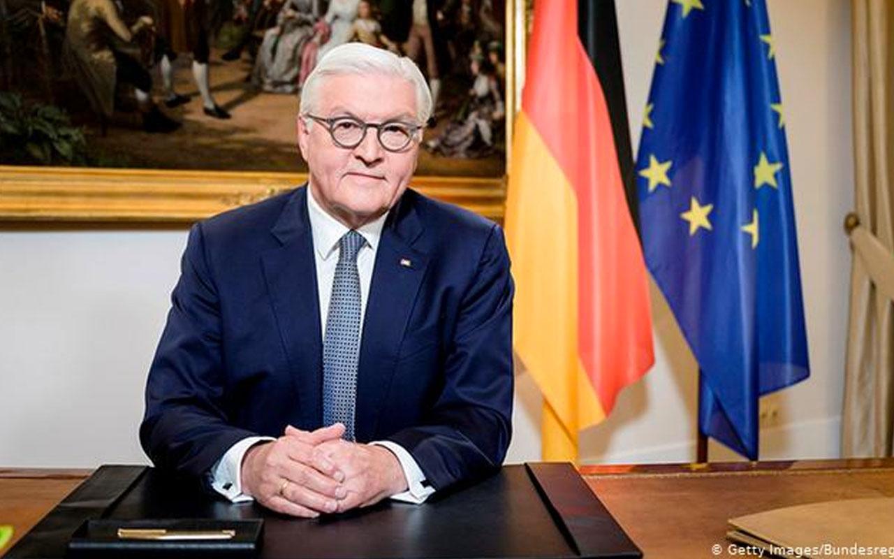 Almanya Cumhurbaşkanı Steinmeier Biden'ı kutladı benim için çok büyük rahatlama oldu