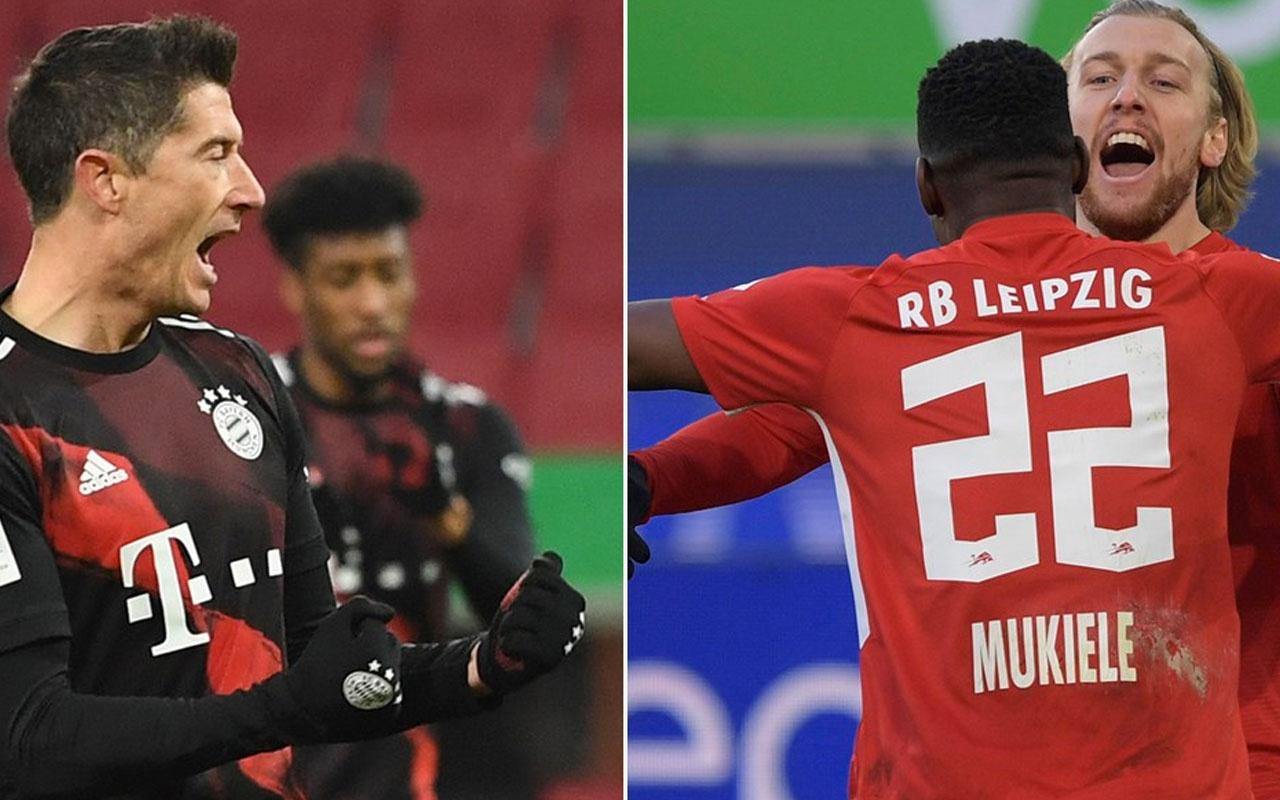 Bayern Münih ve Leipzig hata yapmadı