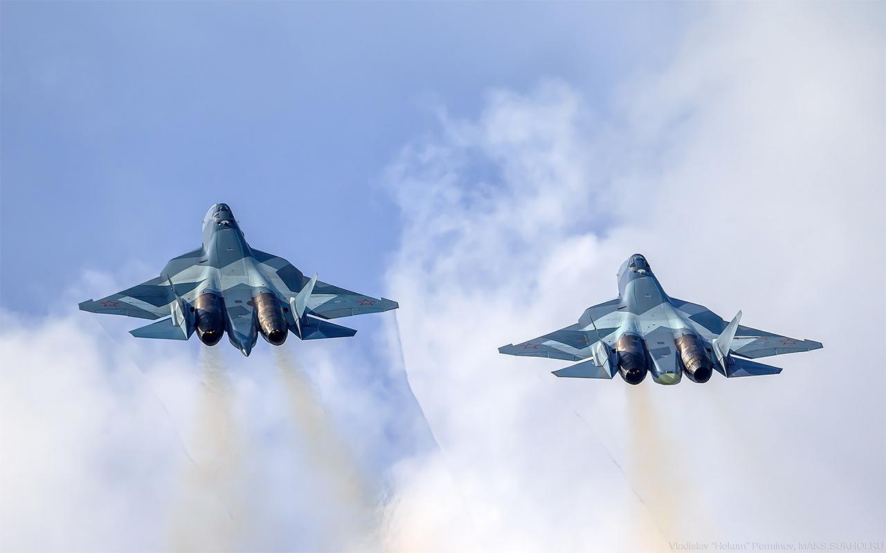 Su-57'lerle ilgili Karadeniz iddiasına Rusya'dan bomba açıklama