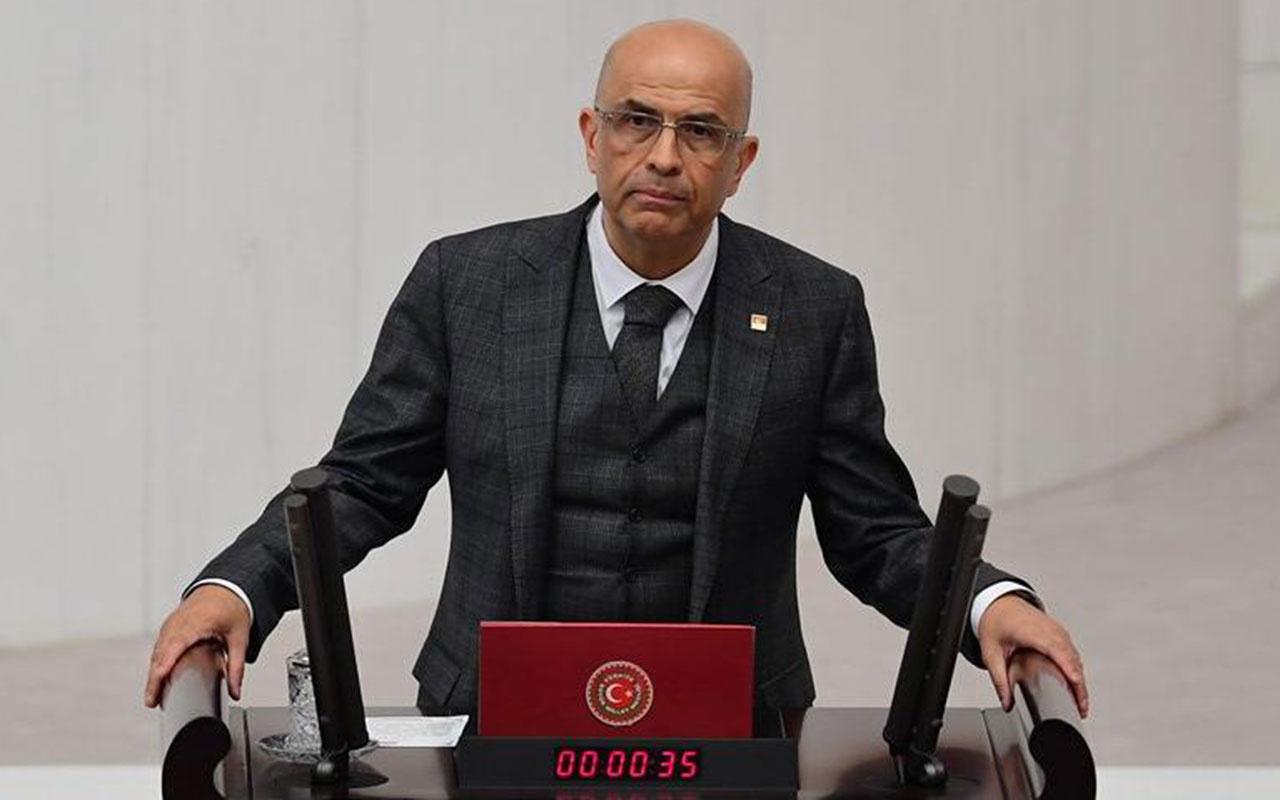 Anayasa Mahkemesi CHP'li Enis Berberoğlu hakkında ikinci kez 'hak ihlali' kararı verdi