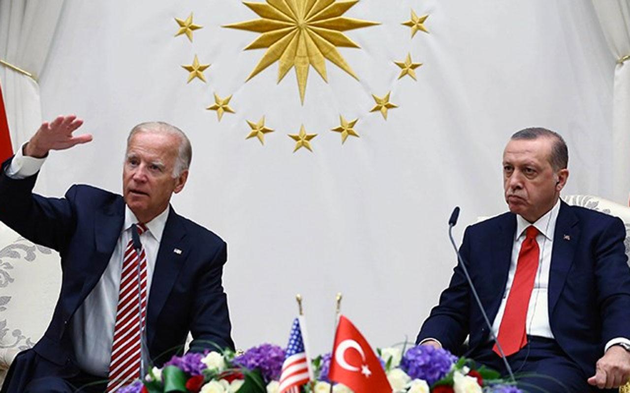 Joe Biden döneminde Türkiye-ABD ilişkisinin gidişatını beş başlık belirleyecek