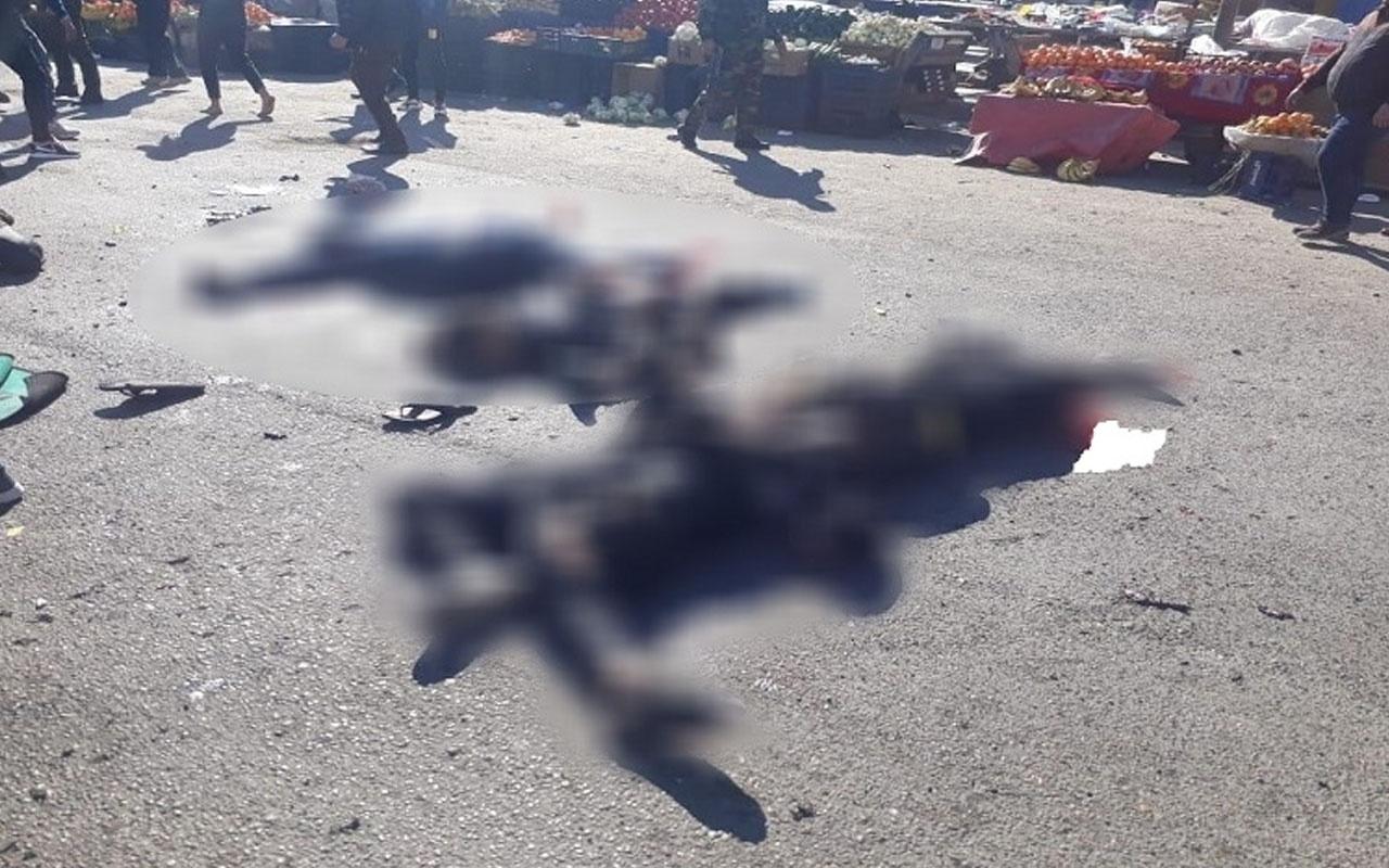 Bağdat'ın merkezinde bombalı intihar saldırısı! Ölü sayısı dakika dakika artıyor