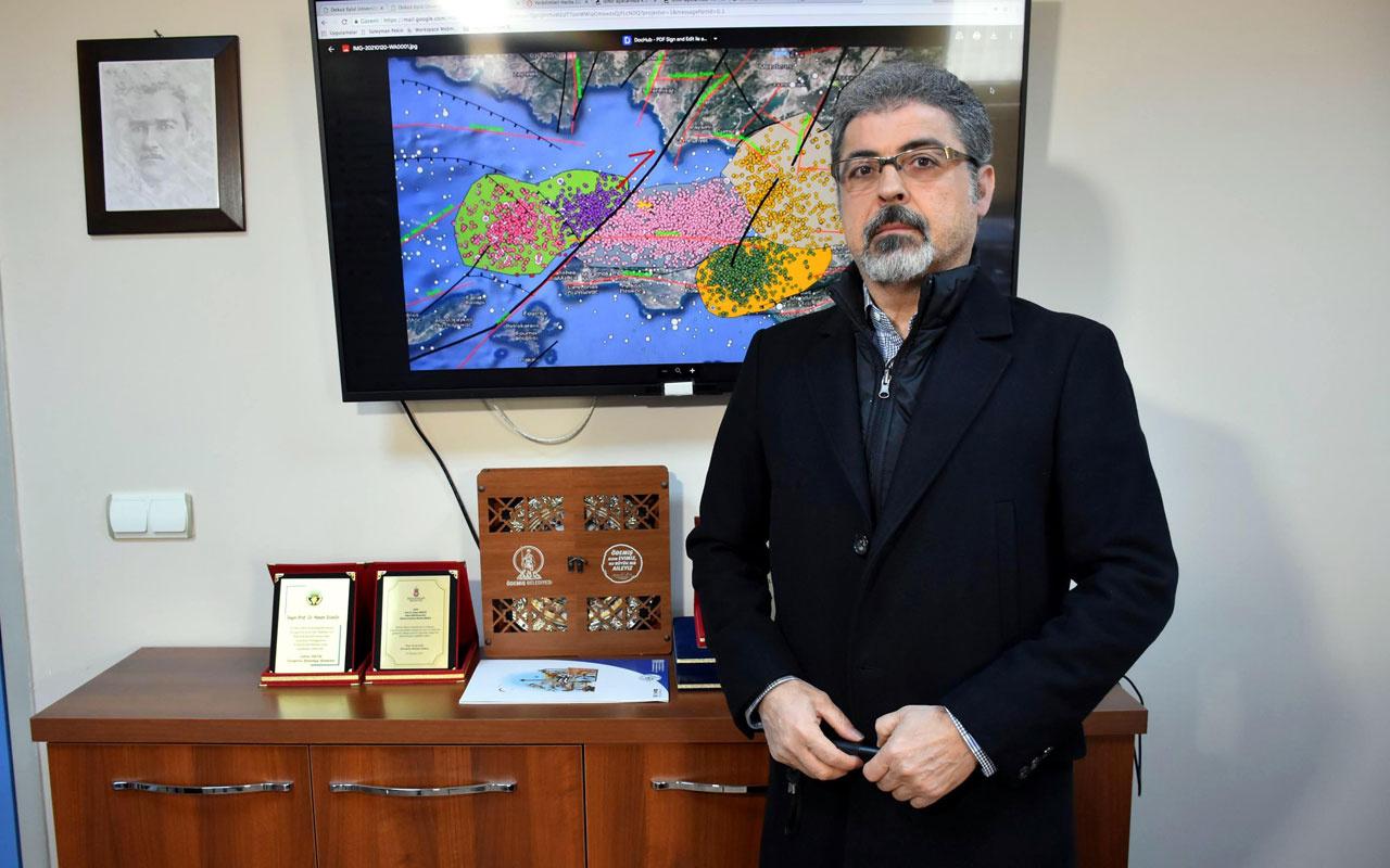 Son 3.5 ayda 5 binin üzerinde deprem oldu Jeoloji mühendisi Prof. Hasan Sözbilir uyardı
