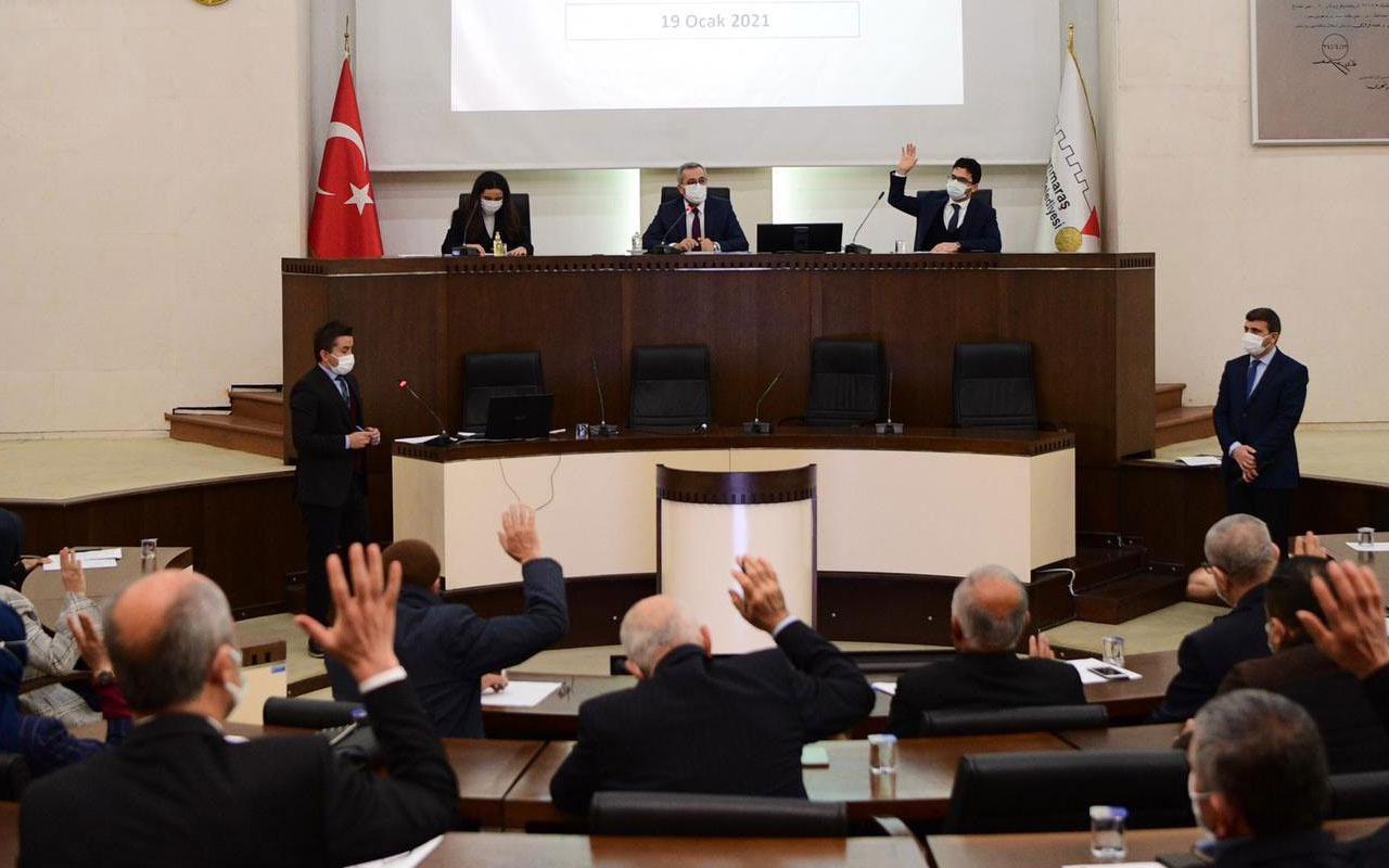 Kahramanmaraş Büyükşehir Belediye Meclisi, 'Kemal Kılıçdaroğlu' bulvarının adını değiştirdi