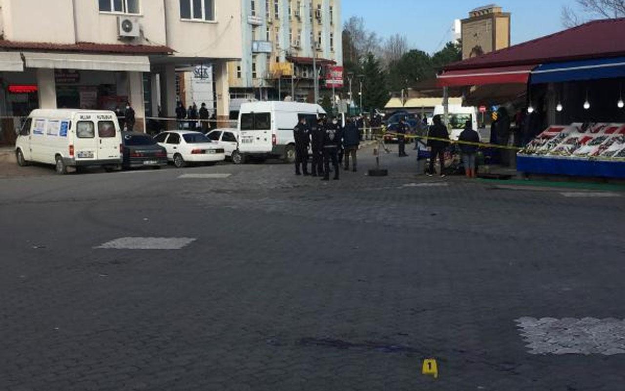 Olay yeri Samsun! Tartıştığı yeğenini emniyet müdürlüğü önünde vurdu