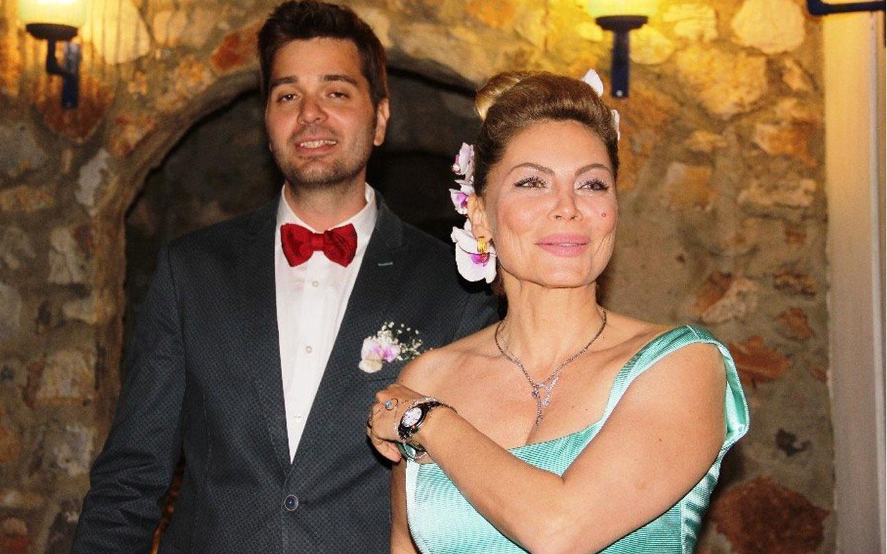 Seray Sever kendisinden 10 yaş küçük eşi Eray Sünbül'den bahsederken ağladı