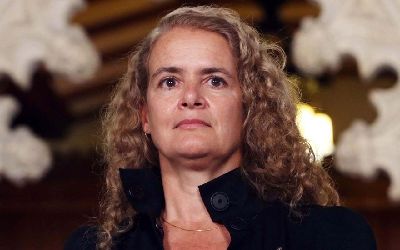 Kanada Genel Valisi Julie Payette hakkındaki suçlamalar sonrası istifa etti