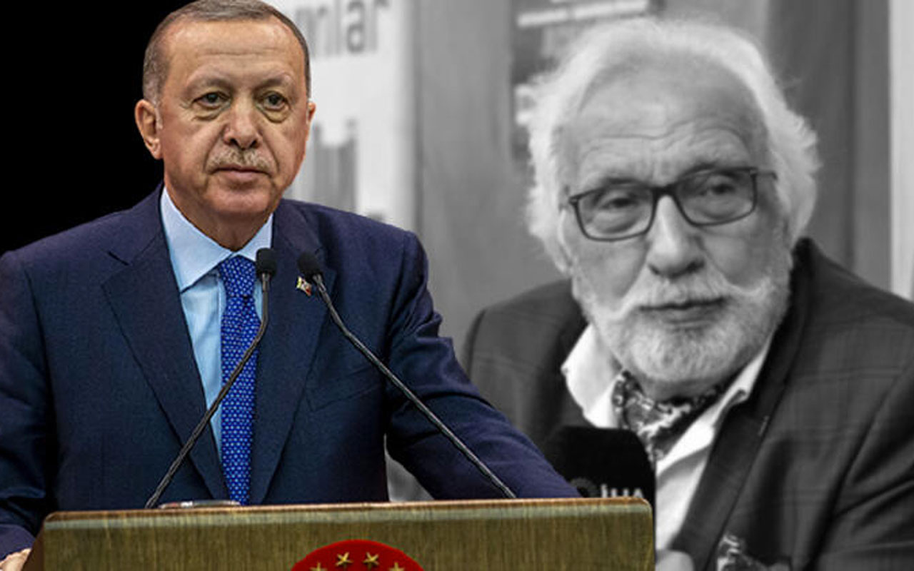 Erdoğan, Yavuz Bahadıroğlu'nun cenaze törenine katıldı! Önemli mesajlar verdi