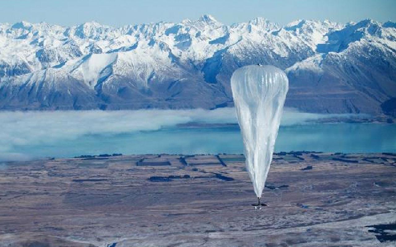 Google heyecan yaratan internet balonu projesi Loon'u sonlandırdı
