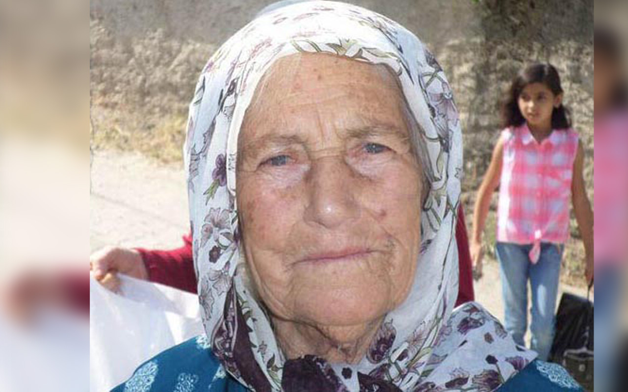 Denizli'de 87 yaşındaki kadın feci şekilde can verdi