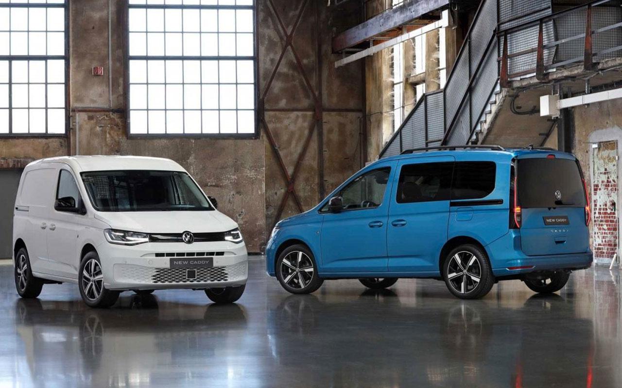 Yeni Volkswagen Caddy'nin Türkiye fiyatı belli oldu