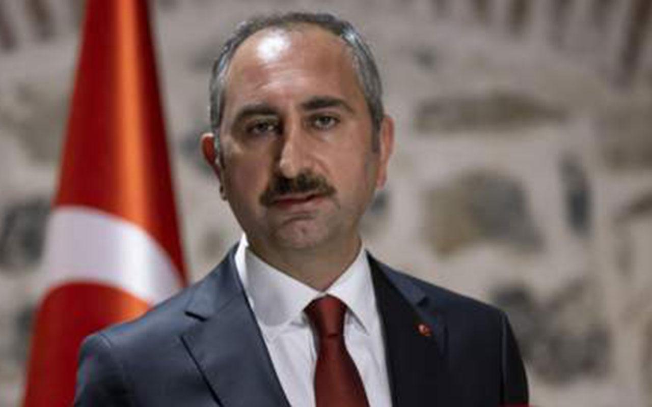 Adalet Bakanı Abdülhamit Gül: Anayasa Mahkemesi'nin verdiği kararlar bağlayıcıdır