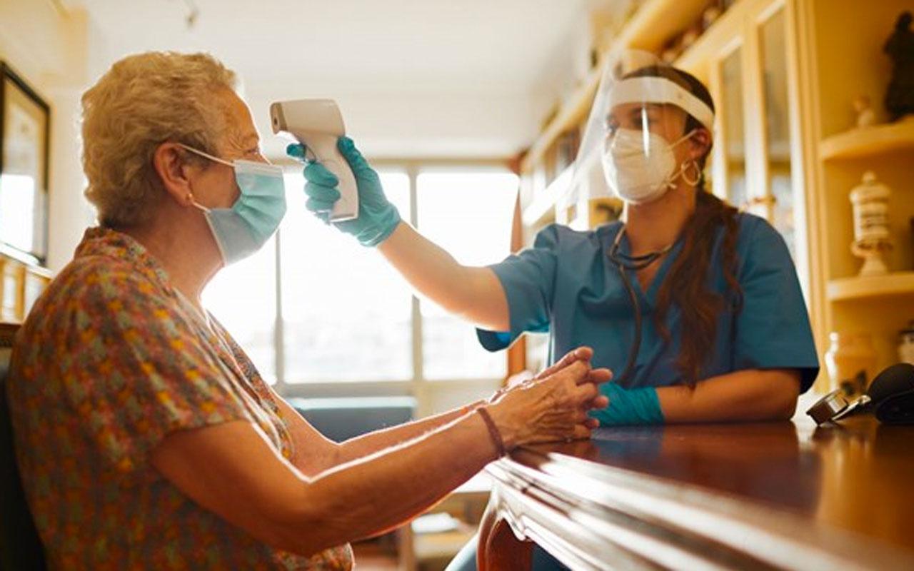 Yeni geliştirilen antikor ilacı huzurevlerindeki vakaların yüzde 80'ini önledi