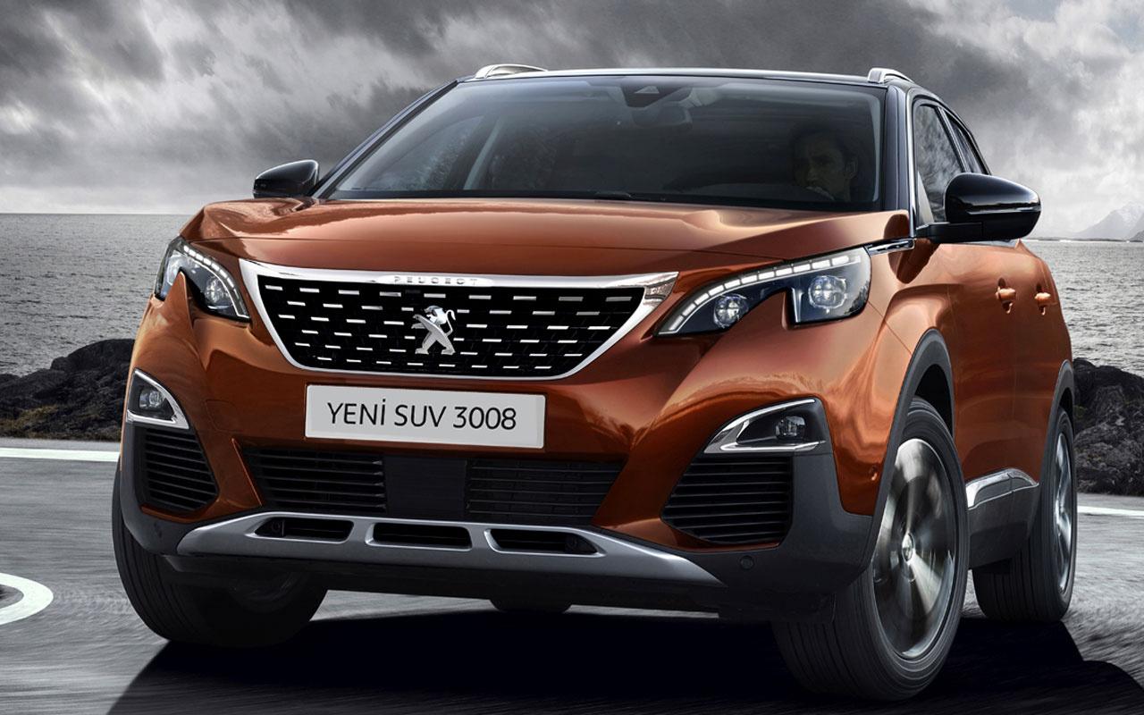 Peugeot Türkiye 2020'de SUV segmentinin lideri oldu