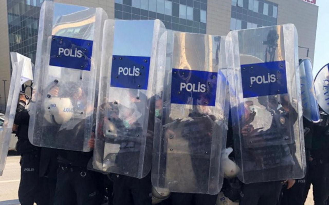 Ankara Tabip Odası Başkanı Ali Karakoç ile sağlıkçılara gözaltı