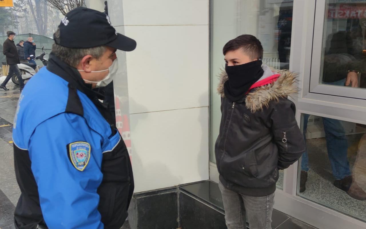 Düzce'de babasını bekliyordu: Söyle 900 lira daha fazla çeksin