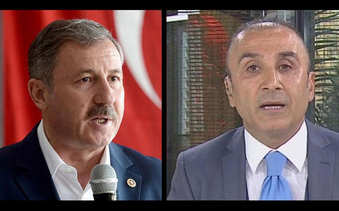 Selçuk Özdağ'a 'cinsel istismar' suçlaması! Özdağ ile Metin Özkan birbirine girdi!