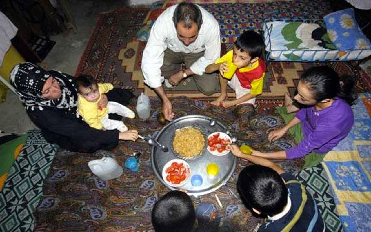 Açlık sınırı 2 bin 584 TL'ye çıktı! BİSAM raporunda kritik detaylar