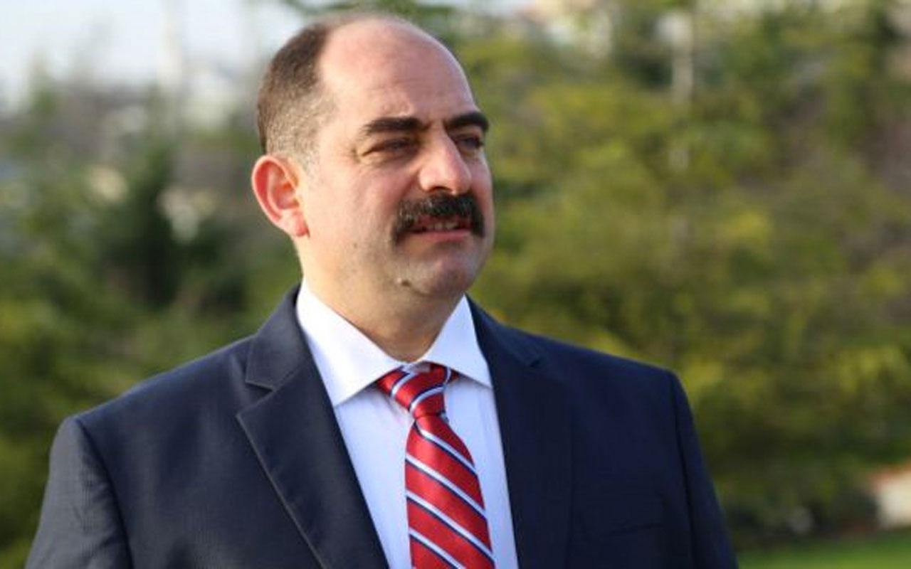 FETÖ firarisi eski savcı Zekeriya Öz'ün 'tehdit' davasında karar
