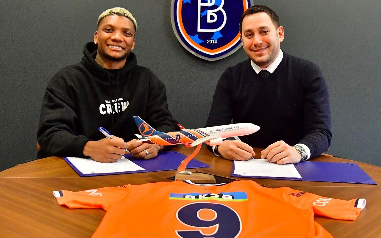 Junior Fernandes Başakşehir'e transfer oldu