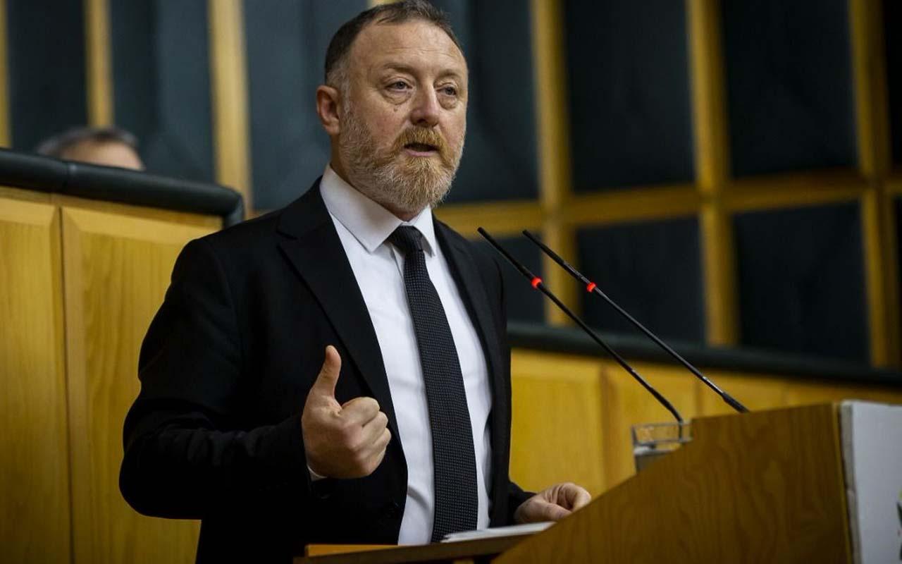 HDP Eş Genel Başkanı Sezai Temelli'den skandal Selahattin Demirtaş paylaşımı!