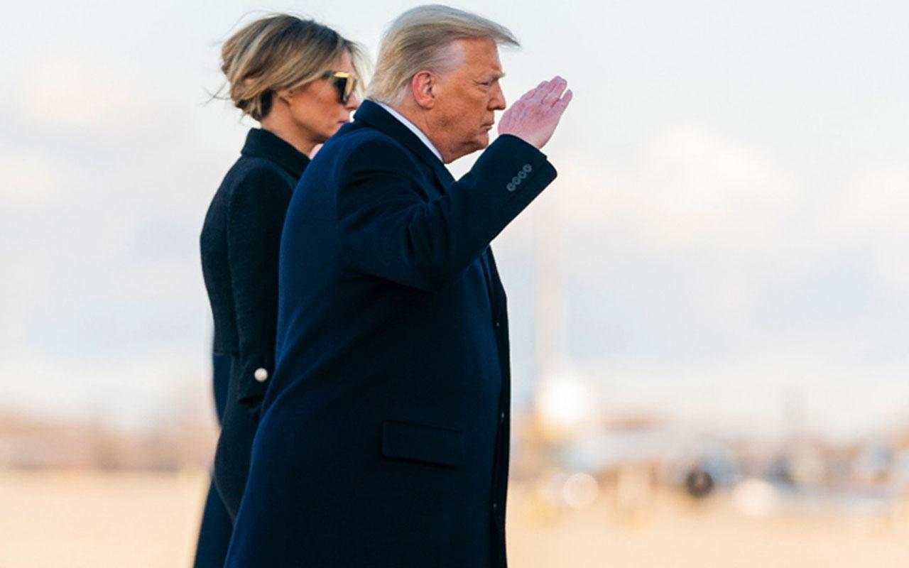Trump'ın Senato'daki azil yargılaması 8 Şubat haftasında başlayacak