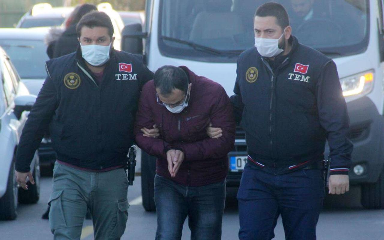 Terörist itirafıyla sözde PYD/YPG sorumlusu tespit edildi