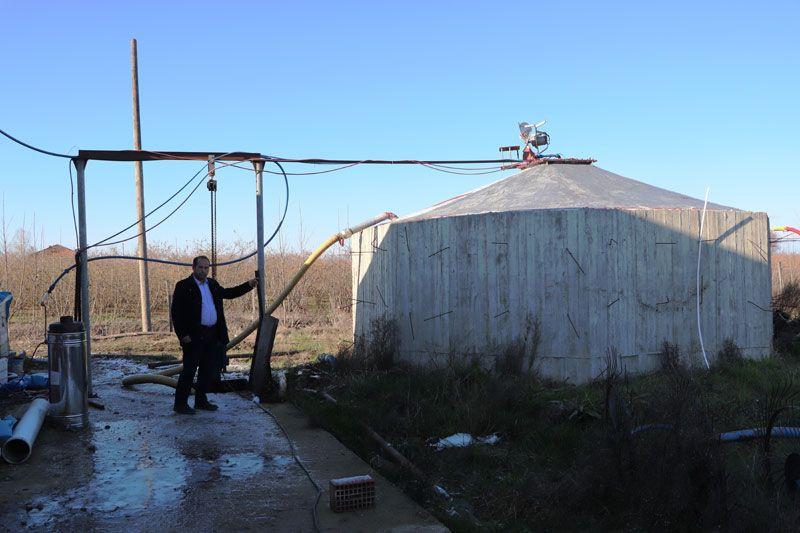 Samsun'da sistemi kurdu ısınmayı bedavaya getirdi