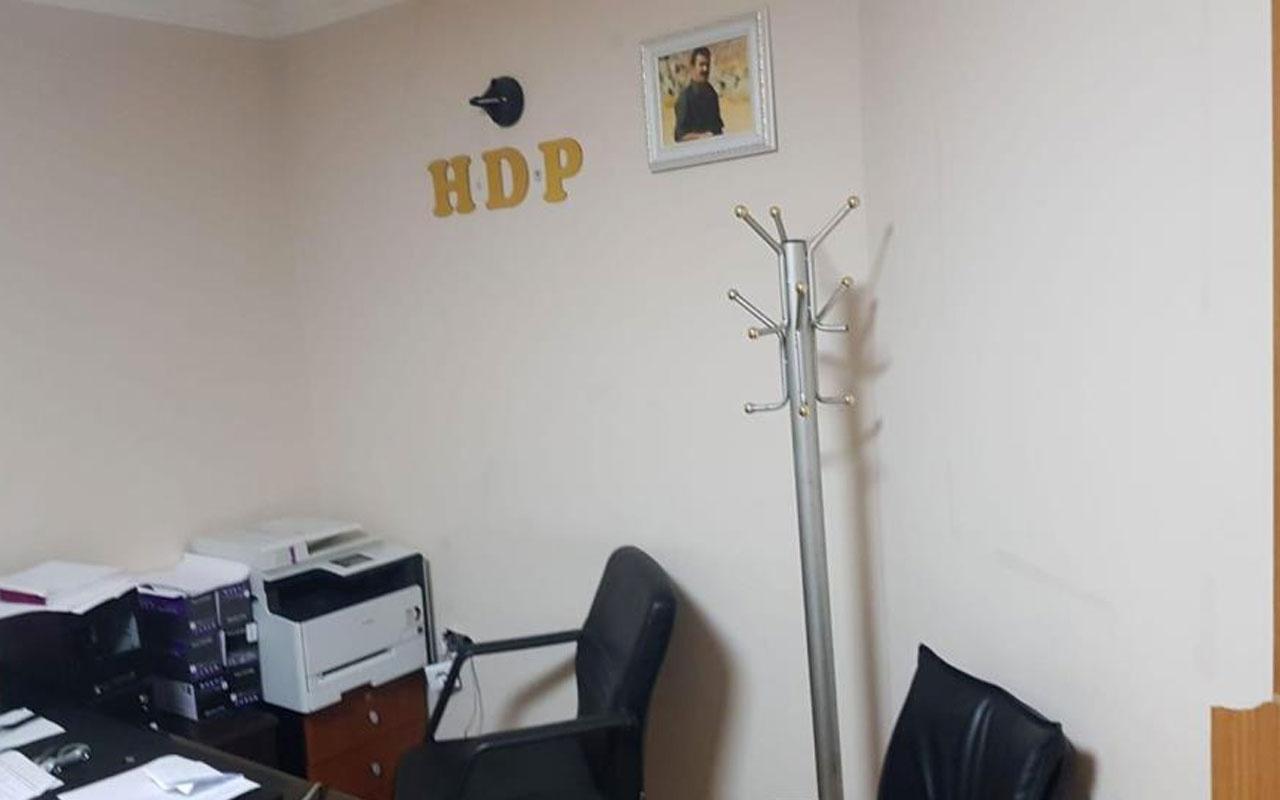 Operasyon yapılan HDP Esenyurt ilçe binası meğer 4 yıldır...