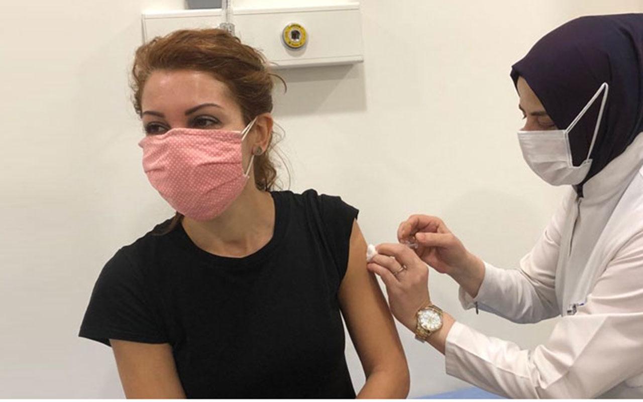 Nagehan Alçı'dan aşı isyanı! Gönüllülerin sonuçları Ankara'da açıklandı İstanbul'da neden açıklanmıyor