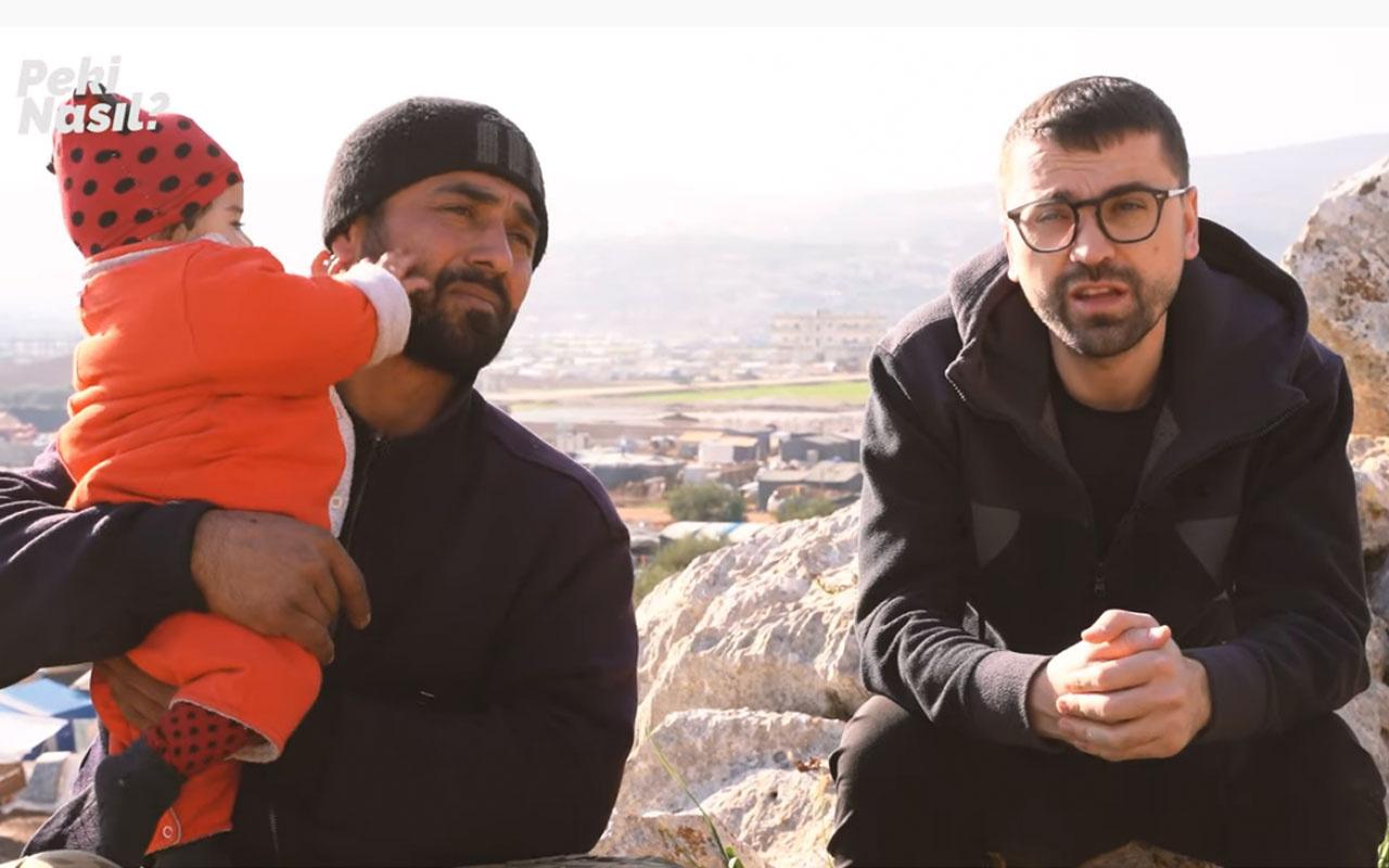 İdlib'de son durumu Adem Metan anlattı