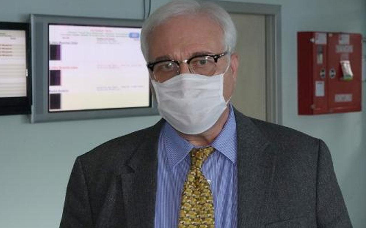 Bilim Kurulu Üyesi Prof. Dr. Tevfik Özlü'den aşı açıklaması: İnsanlar güvende olamazlar