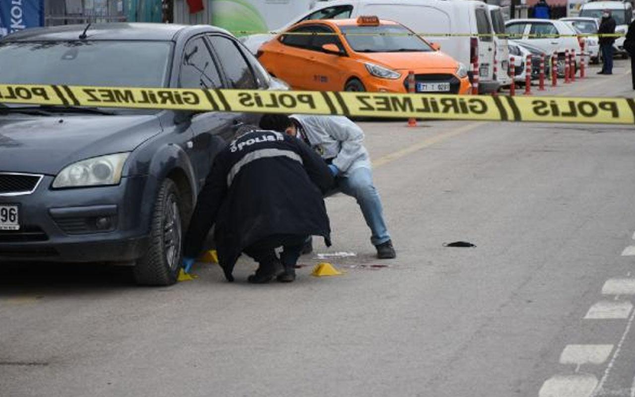 Kırıkkale'de karakoldan çıktı silahlı yaralama olayına karıştı!