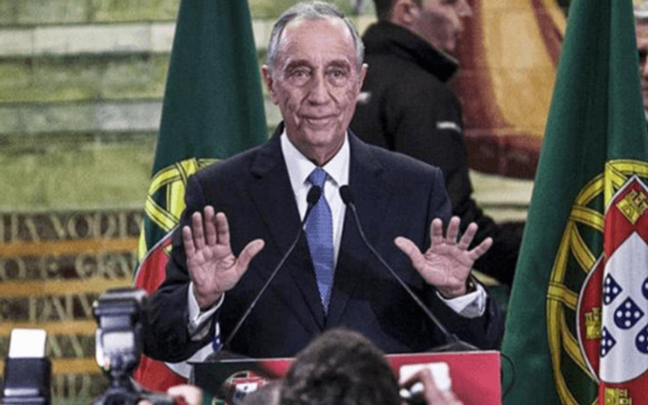 Portekiz'in yeni Cumhurbaşkanı Marcelo Rebelo de Sousa oldu