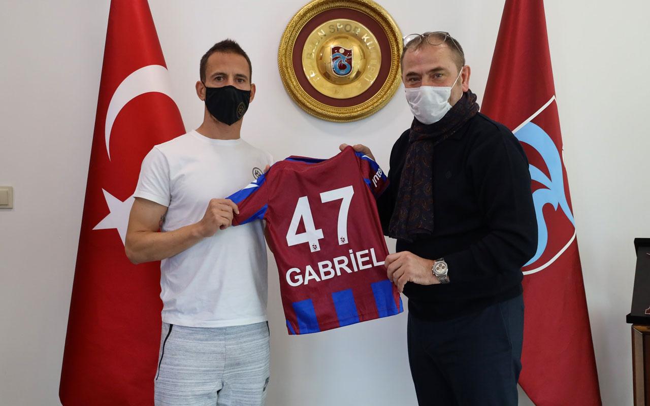 Trabzonspor, Joao Pereira ile yollarını ayırdı