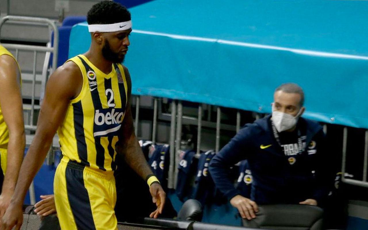 Fenerbahçe Beko'da Johnathan Hamilton'la yollar ayrıldı