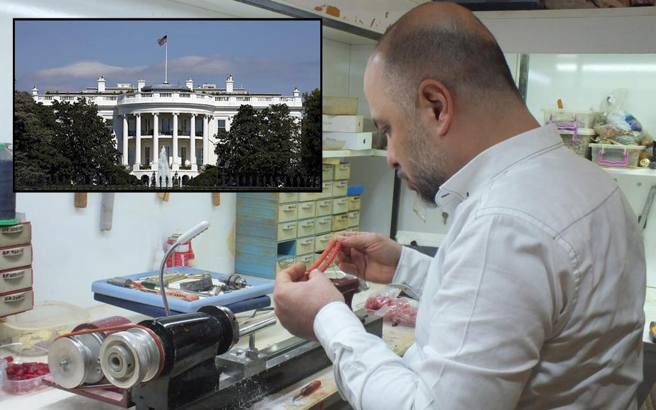 Sadece Elazığ'da çıkıyor Beyaz Saray'da kullanılmıştı! Cumhurbaşkanı Erdoğan'a özel yapıldı
