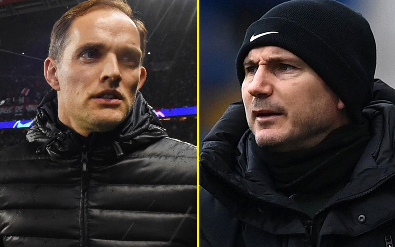Chelsea'de Lampard gidiyor Thomas Tuchel geliyor