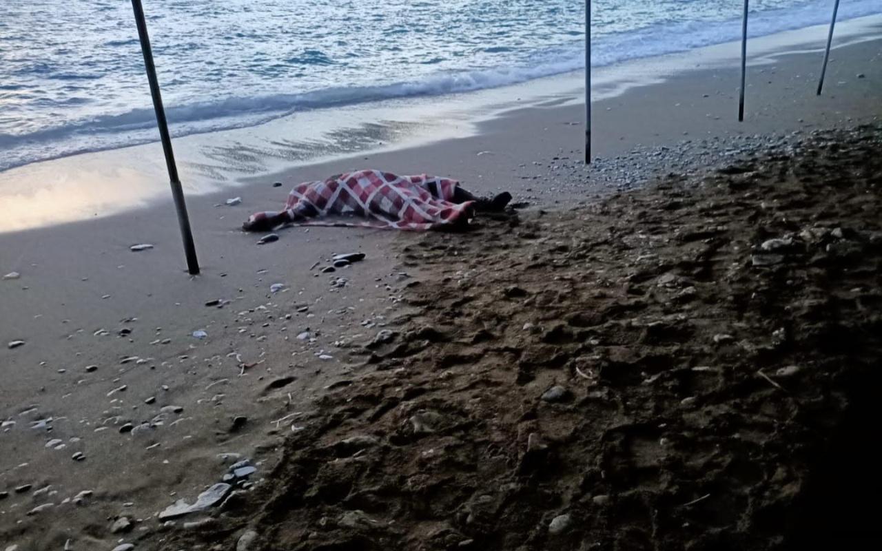 Muğla Datça sahilinde bulunan cesedin sır perdesi aralandı